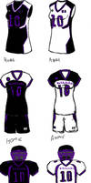 KA uniforms by snakesonawave