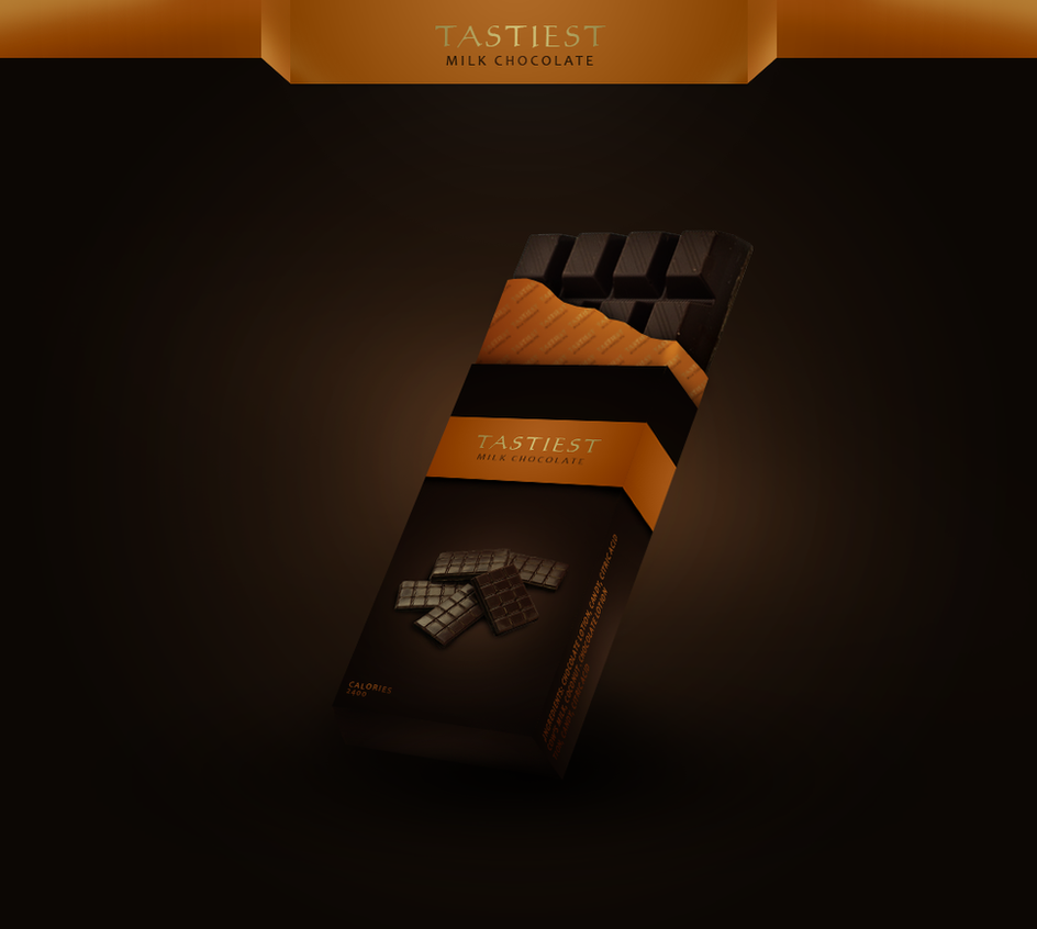 TASTIEST Chocolate by AL-BATAL