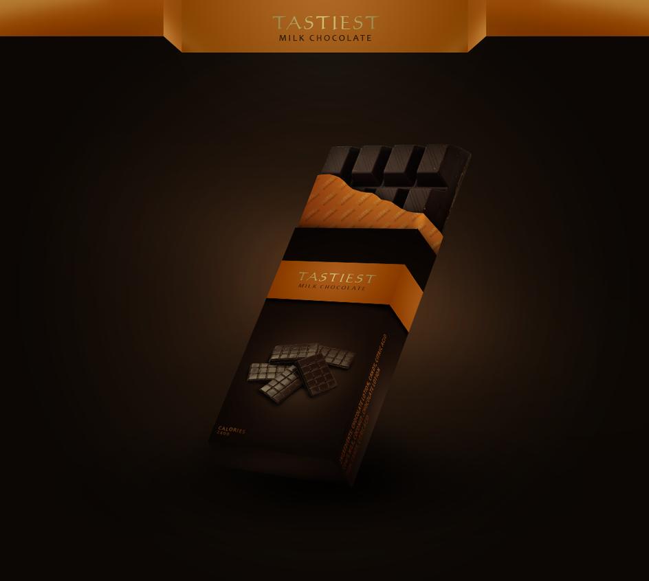 TASTIEST Chocolate by AL-BATAL