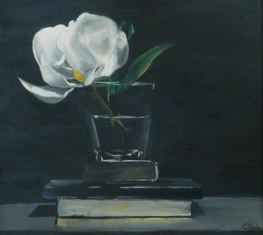 Flower Painting Study
