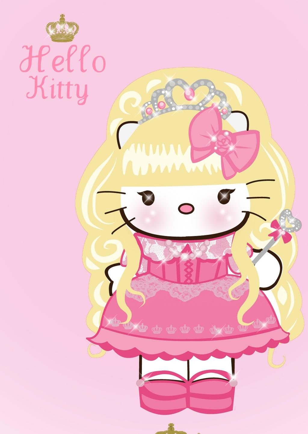 Popular Wallpaper Hello Kitty Paris - hime_gyaru_hello_kitty_by_ningyoprince-d60wqll  You Should Have_672210.jpg