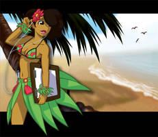 My dream vacation by mainasha