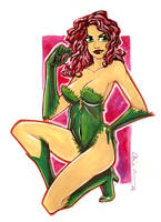 Poison ivy Commissions by mainasha
