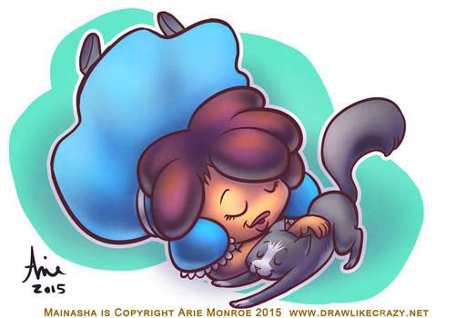 Mainasha Pets Socks the Stinky Kitty