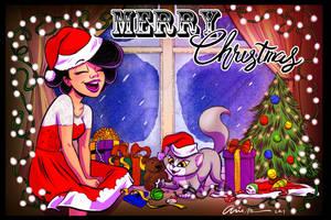 Last years christmas card
