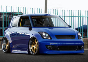 Suzuki Swift - Anton