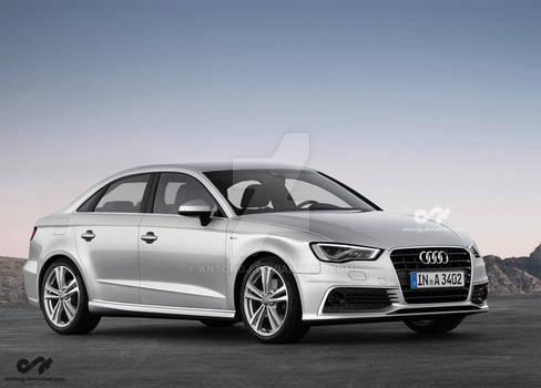 Audi A3 Sedan S-Line 2014 - Anton