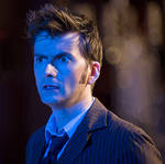 Time Lord in Blue