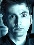 Time Lord In Blue 2
