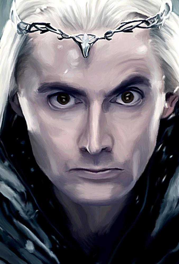 Elf King David by LicieOIC