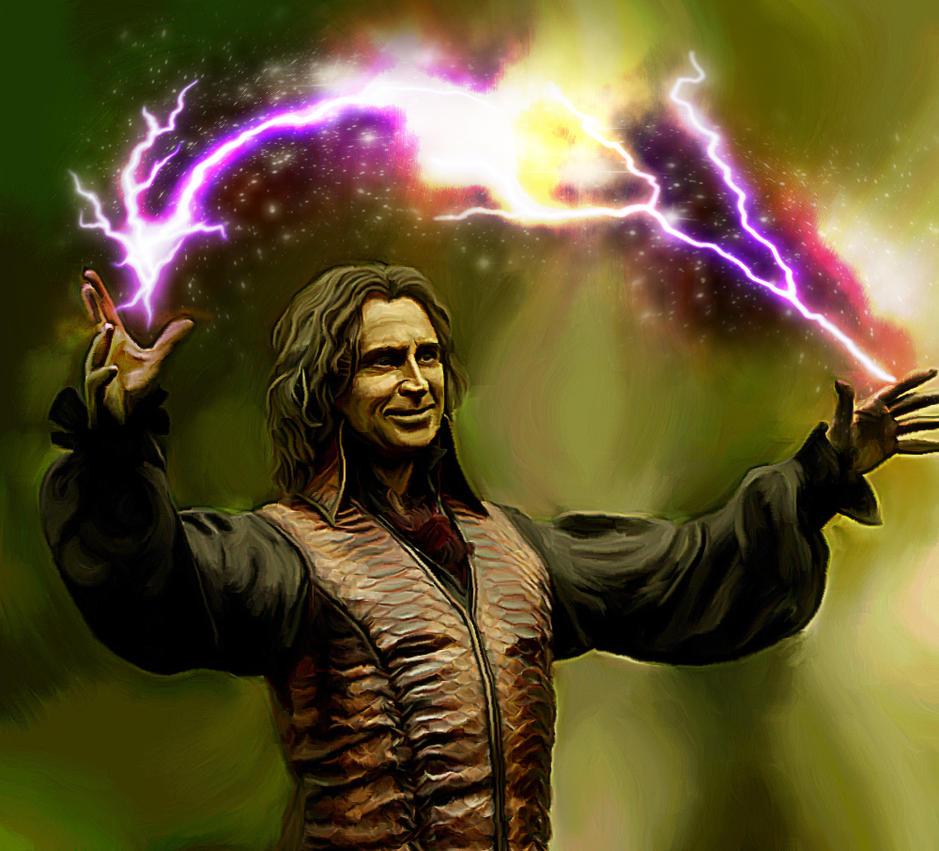 Magic by LicieOIC