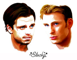 Stucky by LicieOIC
