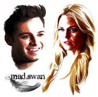 Mad Swan by LicieOIC