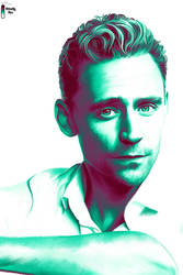Tom Hiddleston in Friendly Fire by LicieOIC