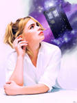 Tardis Dreams by LicieOIC