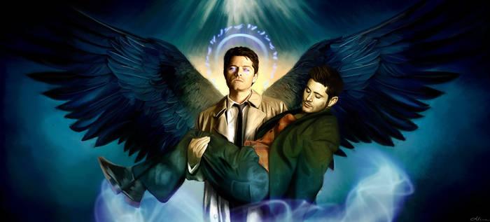 Saving Dean Winchester