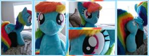 Life-Size Rainbow Dash