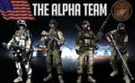 Battlefield 3 US Marine Corps Wallpaper
