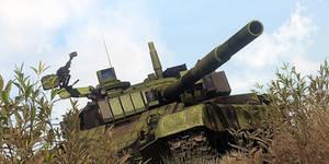 Army of the Czech Republic - T-72M4 CZ