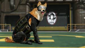 D-Dog at Mother Base