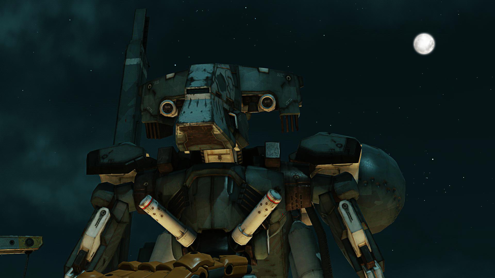 Metal Gear Sahelanthropus - MGSV TPP by BillyM12345 on DeviantArt