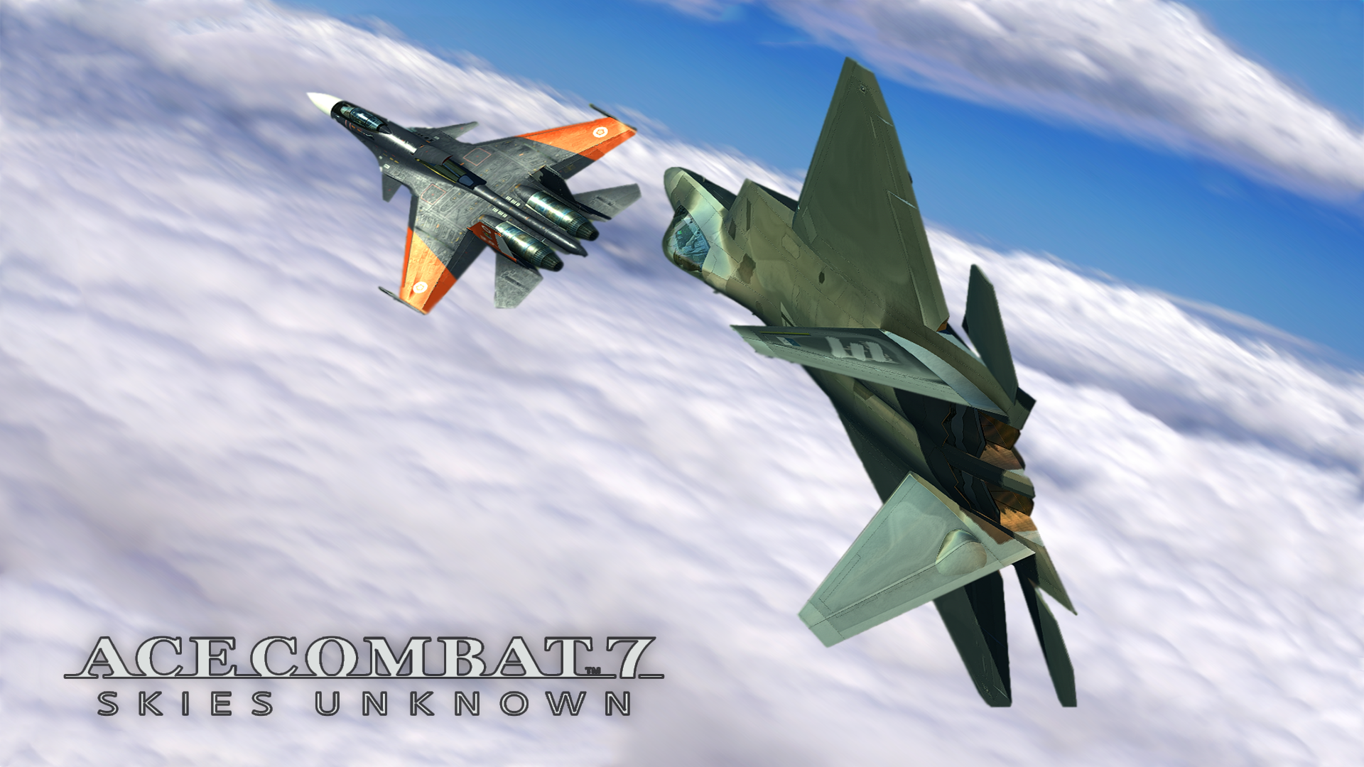 Ace Combat 7 Wallpaper 2 By Billym12345 On Deviantart