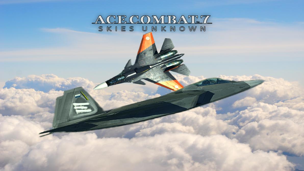 Ace Combat 7 Wallpaper 3 by BillyM12345 on DeviantArt