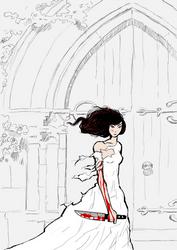 Wedding by liesch
