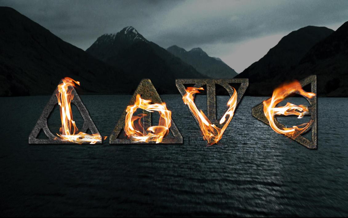 Harry Potter Themed Love Wallpaper by LiterallyInsane on DeviantArt