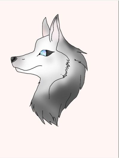 wolf by galaxygirl123555