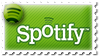 Spotify stamp by ColourVegan