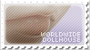 Worldwide Dollhouse stamp no.1 by ColourVegan