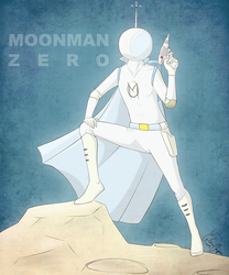 Moonman Zero for makeminezero