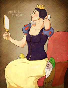 Queen Snow White