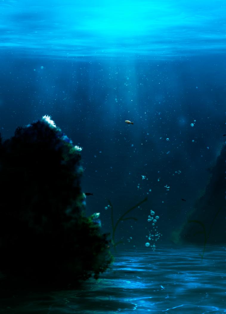 underwater scene by aquaticmagic on deviantart