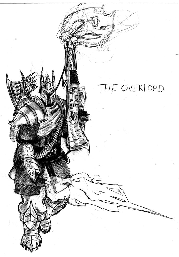 Overlord, modernized by Jesseearlswift