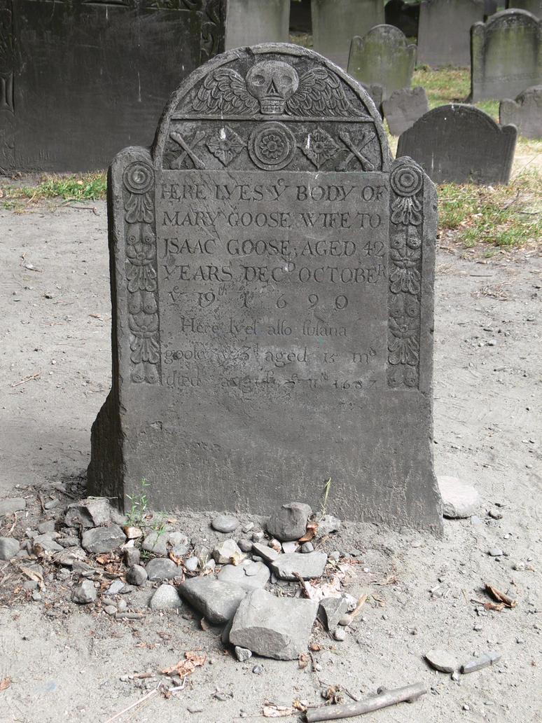 Grave by senzostock