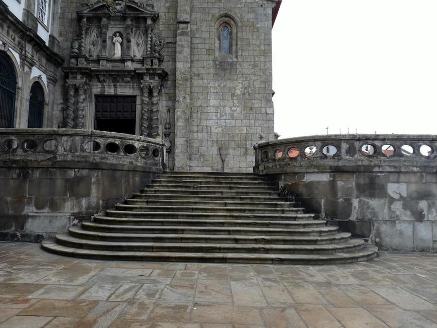 Stairs II by senzostock