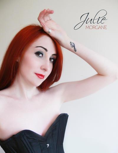 Julie Morgane portrait by senzostock