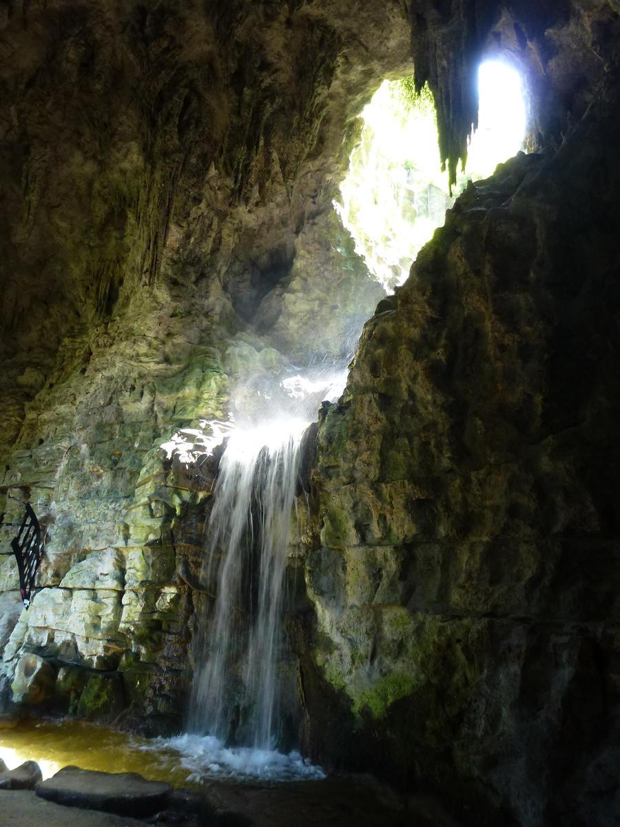 Waterfall I by senzostock