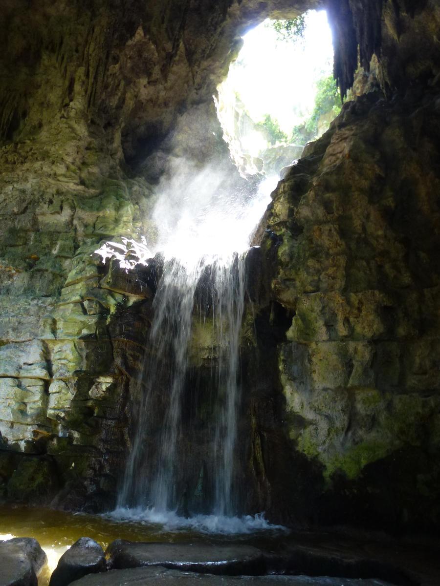 Waterfall II by senzostock