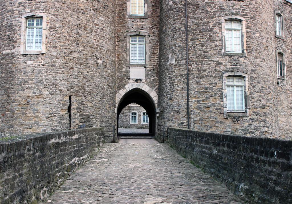 Castle Entrance by senzostock