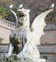 Dragon Statue I