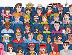Full House (27th edition) by MatthewGo707