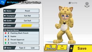 Pavel the Cat Brawler