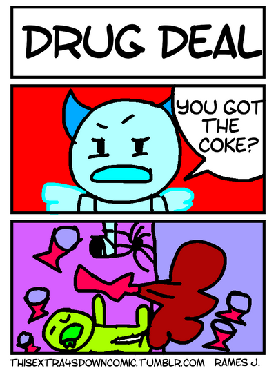 Drug Deal by thisextra4sdown