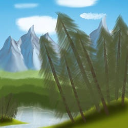 Landscape stuff