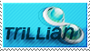 Stamp: Trillian Messenger by DinDeen