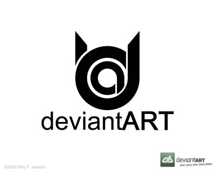 Deviant Art Logo 10 reyj