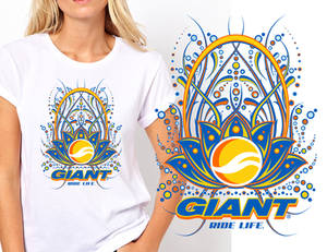 Giant - Ride Life - Tshirt Contest Submission